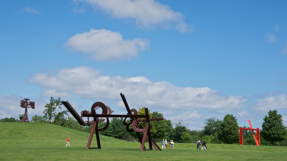 Storm King Art Center in Cornwall, New York