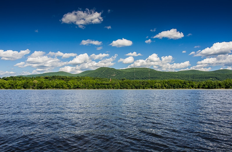 A sunny day in the Hudson Valley, by John Morzen.