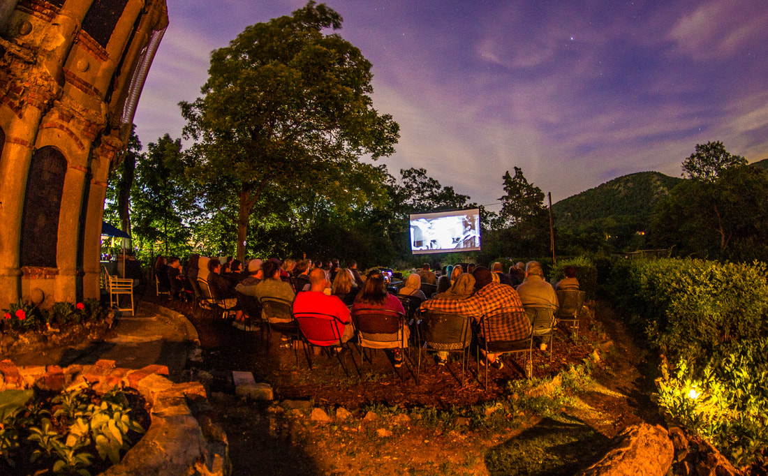 Bannerman Island Movie Nights